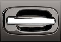 Suv Truck Accessories - Chrome Billet Door Handles - Grippin Billet - Ford Superduty F350 DRW Grippin Billet Billet Side Door Handle - 23053