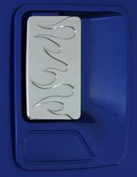 Suv Truck Accessories - Chrome Billet Door Handles - Grippin Billet - Chevrolet Suburban Grippin Billet Billet Side Door Handle - 41013