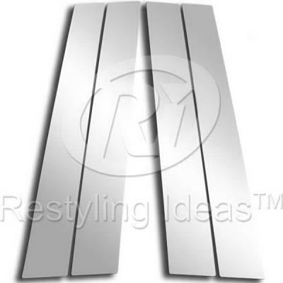 Malibu - Body Kit Accessories - Restyling Ideas - Chevrolet Malibu Restyling Ideas Pillar Post - 52-SS-CHMAL04