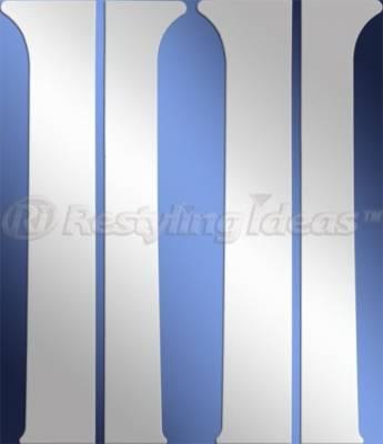 Suburban - Body Kit Accessories - Restyling Ideas - Chevrolet Suburban Restyling Ideas Pillar Post - 52-SS-CHSUB07
