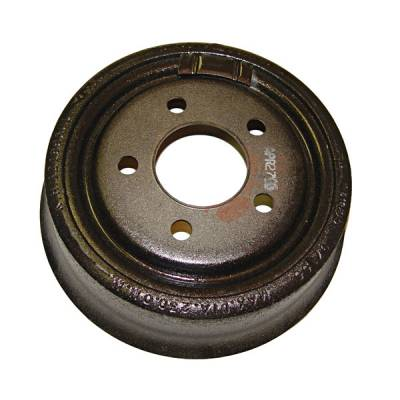 Brakes - Brake Components - Omix - Omix Brake Drum - 16701-08