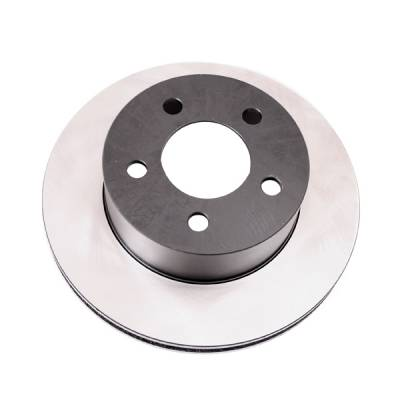 Brakes - Brake Rotors - Omix - Omix Brake Rotor - Front - Rotor Only - 16702-04