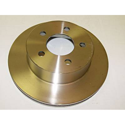 Brakes - Brake Rotors - Omix - Omix Brake Rotor - Front - Rotor Only - 16702-05