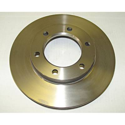 Brakes - Brake Rotors - Omix - Omix Brake Rotor - Front - Rotor Only - 16702-06