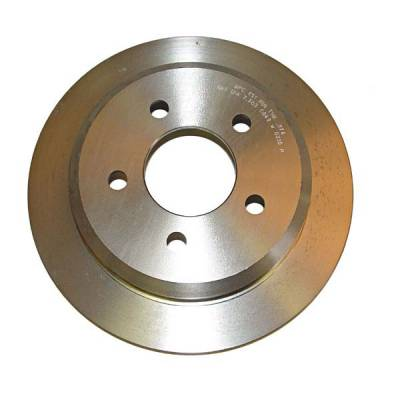 Brakes - Brake Rotors - Omix - Omix Brake Rotor - Rear - 16703-01