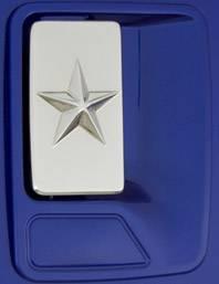 Suv Truck Accessories - Chrome Billet Door Handles - Grippin Billet - Ford Superduty F350 DRW Grippin Billet Billet Side Door Handle - 43020