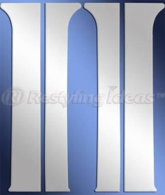 Yukon - Body Kit Accessories - Restyling Ideas - GMC Yukon Restyling Ideas Pillar Post - 52-SS-GMYUK07