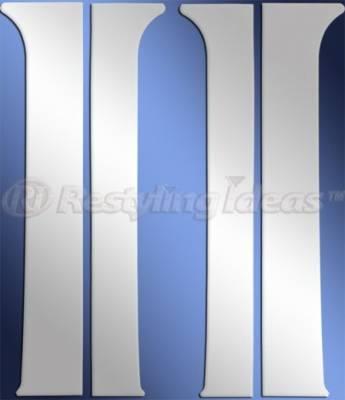 Yukon - Body Kit Accessories - Restyling Ideas - GMC Yukon Restyling Ideas Pillar Post - 52-SS-GMYUK07XL
