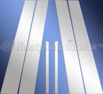 ES - Body Kit Accessories - Restyling Ideas - Lexus ES Restyling Ideas Pillar Post - 52-SS-LEES307