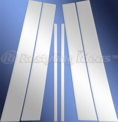 RX300 - Body Kit Accessories - Restyling Ideas - Lexus RX300 Restyling Ideas Pillar Post - 52-SS-LERX406