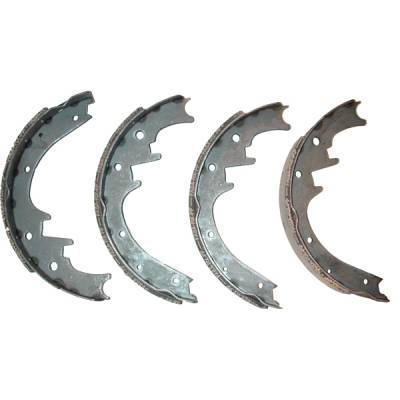 Brakes - Brake Components - Omix - Omix Brake Shoe Set - Per Axle - 16726-15