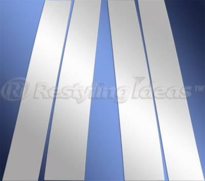 QX56 - Body Kit Accessories - Restyling Ideas - Infiniti QX56 Restyling Ideas Pillar Post - 52-SS-NIARM04