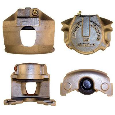 Brakes - Brake Components - Omix - Omix Brake Caliper - Right - Remanufactured - 16744-02