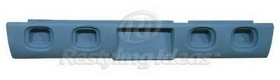 Suv Truck Accessories - Roll Pans - Restyling Ideas - Dodge Ram Restyling Ideas Roll Pan - Fiberglass - 61-1DG014L(870L)