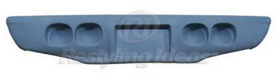 Suv Truck Accessories - Roll Pans - Restyling Ideas - Ford F150 Restyling Ideas Roll Pan - Fiberglass - 61-1FD054L(865L)