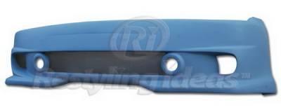Silverado - Front Bumper - Restyling Ideas - Chevrolet Silverado Restyling Ideas Bumper Cover - Fiberglass - 61-6CV99R
