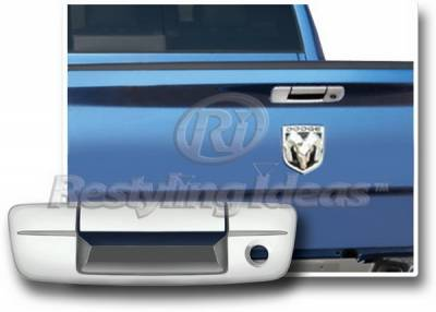 Suv Truck Accessories - Tail Gate Lock - Restyling Ideas - Dodge Ram Restyling Ideas Tailgate Cover - 65233A