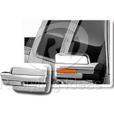 F150 - Mirrors - Restyling Ideas - Ford F150 Restyling Ideas Mirror Cover - 67358F
