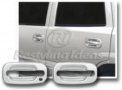Escalade - Body Kit Accessories - Restyling Ideas - Cadillac Escalade Restyling Ideas Door Handle Panel Cover - 68102D1