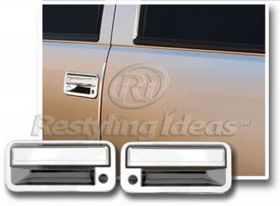 C/K Truck - Body Kit Accessories - Restyling Ideas - GMC CK Truck Restyling Ideas Door Handle Cover - 68118A