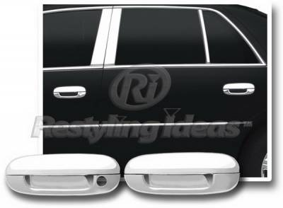 Ascender - Body Kit Accessories - Restyling Ideas - Isuzu Ascender Restyling Ideas Door Handle Cover - 68131B