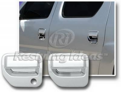 Ridgeline - Body Kit Accessories - Restyling Ideas - Honda Ridgeline Restyling Ideas Door Handle Cover - 68132B