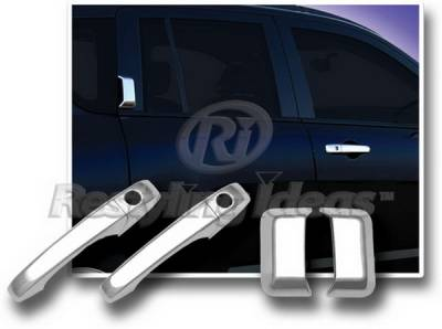 Compass - Body Kit Accessories - Restyling Ideas - Jeep Compass Restyling Ideas Door Handle Cover - 68138A