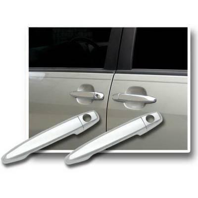 Suv Truck Accessories - Chrome Billet Door Handles - Restyling Ideas - Lexus GX Restyling Ideas Door Handle Cover - 68140A