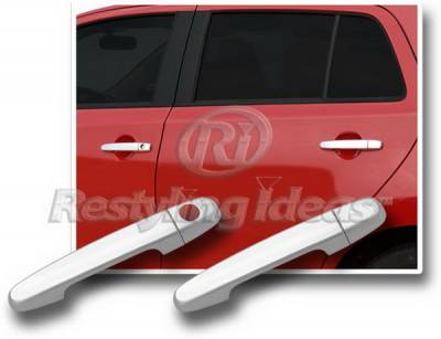 Rav 4 - Body Kit Accessories - Restyling Ideas - Toyota Rav 4 Restyling Ideas Door Handle Cover - 68165B