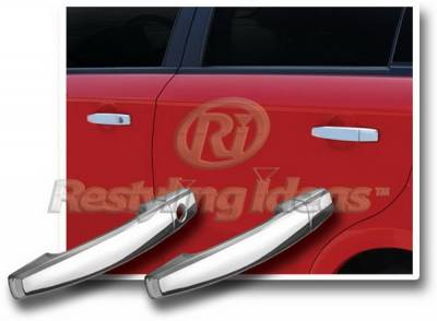 Aveo - Body Kit Accessories - Restyling Ideas - Chevrolet Aveo Restyling Ideas Door Handle Cover - 68166B