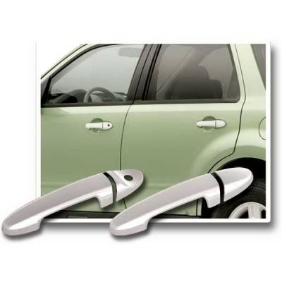 Suv Truck Accessories - Chrome Billet Door Handles - Restyling Ideas - Ford Escape Restyling Ideas Door Handle Cover - 68173B
