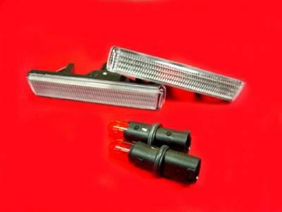 Headlights & Tail Lights - Corner Lights - EuroTeck - E38 95-01 Sidemarker Upgrade