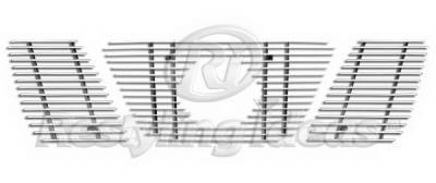 Grilles - Custom Fit Grilles - Restyling Ideas - Nissan Frontier Restyling Ideas Grille Insert - 72-ABG-N66432A