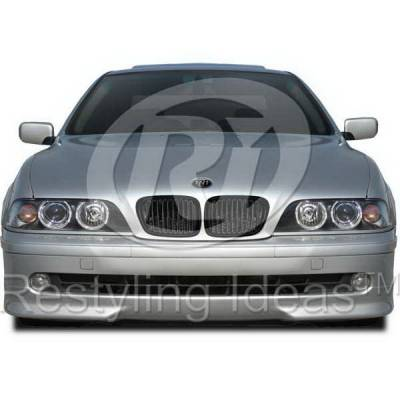 Grilles - Custom Fit Grilles - Restyling Ideas - BMW 5 Series Restyling Ideas Performance Grille - 72-GB-5SE3996-BB