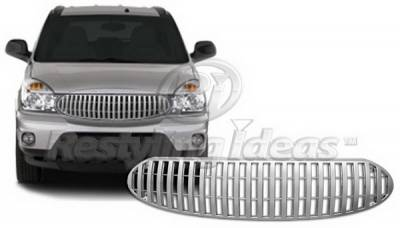 Grilles - Custom Fit Grilles - Restyling Ideas - Buick Rendezvous Restyling Ideas Grille - 72-GB-REN02