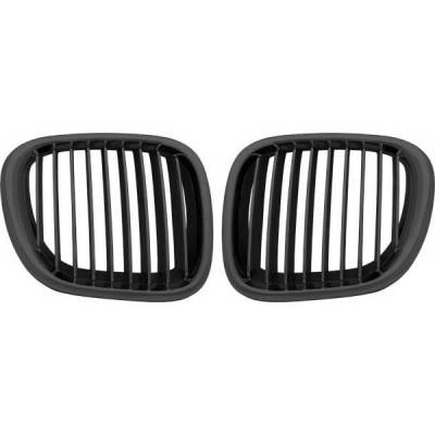 Grilles - Custom Fit Grilles - Restyling Ideas - BMW Z3 Restyling Ideas Performance Grille - 72-GB-Z396-BB