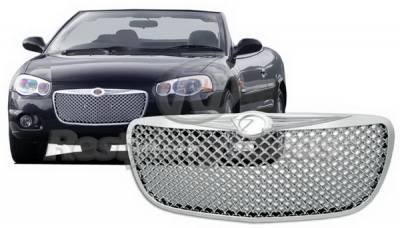 Grilles - Custom Fit Grilles - Restyling Ideas - Chrysler Sebring 4DR Restyling Ideas Grille - 72-GC-SEBR04