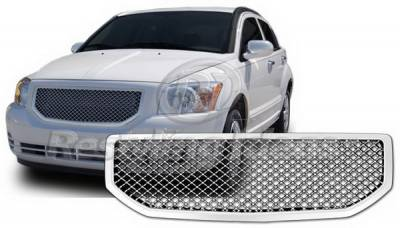 Grilles - Custom Fit Grilles - Restyling Ideas - Dodge Caliber Restyling Ideas Grille - 72-GD-CAL06ME
