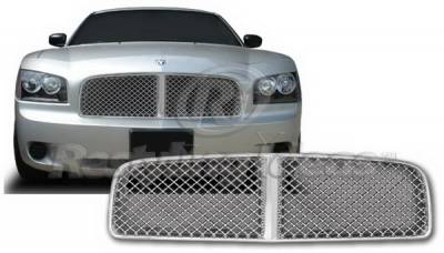 Grilles - Custom Fit Grilles - Restyling Ideas - Dodge Charger Restyling Ideas Grille - 72-GD-CHA06