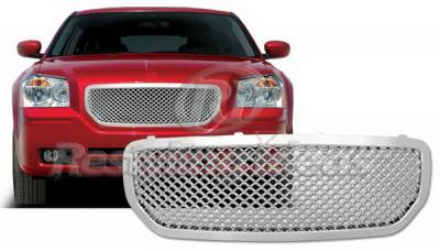 Grilles - Custom Fit Grilles - Restyling Ideas - Dodge Magnum Restyling Ideas Grille - 72-GD-MAG05