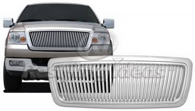 Grilles - Custom Fit Grilles - Restyling Ideas - Lincoln Mark Restyling Ideas Grille - 72-GF-15004VB2