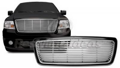Grilles - Custom Fit Grilles - Restyling Ideas - Lincoln Mark Restyling Ideas Grille - 72-GF-F15004B-C