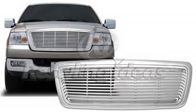 Grilles - Custom Fit Grilles - Restyling Ideas - Lincoln Mark Restyling Ideas Grille - 72-GF-F1504BL
