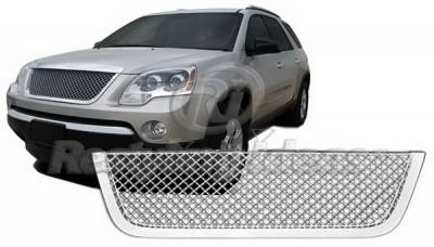 Grilles - Custom Fit Grilles - Restyling Ideas - GMC Acadia Restyling Ideas Grille - 72-GG-ACA07ME