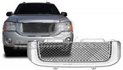 Grilles - Custom Fit Grilles - Restyling Ideas - GMC Envoy Restyling Ideas Grille - 72-GG-ENY02ME