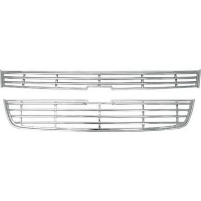 Grilles - Custom Fit Grilles - Restyling Ideas - Chevrolet Colorado Restyling Ideas Overlay Grille - 72-GI-CHCOL04-19
