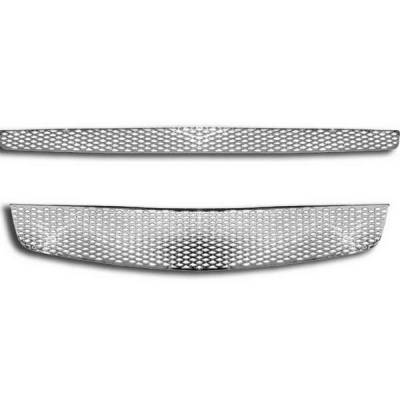 Grilles - Custom Fit Grilles - Restyling Ideas - Chevrolet Malibu Restyling Ideas Overlay Grille - 72-GI-CHMAL08-68