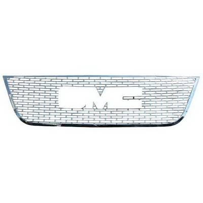 Grilles - Custom Fit Grilles - Restyling Ideas - GMC Acadia Restyling Ideas Overlay Grille - 72-GI-GMACA07-51