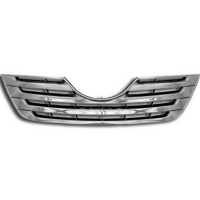 Grilles - Custom Fit Grilles - Restyling Ideas - Toyota Camry Restyling Ideas Overlay Grille - 72-GI-TOCAM07-38