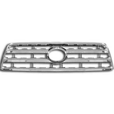 Grilles - Custom Fit Grilles - Restyling Ideas - Toyota Sequoia Restyling Ideas Overlay Grille - 72-GI-TOSEQ08-62